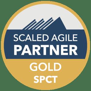 SAFe Partner Gold SPCT