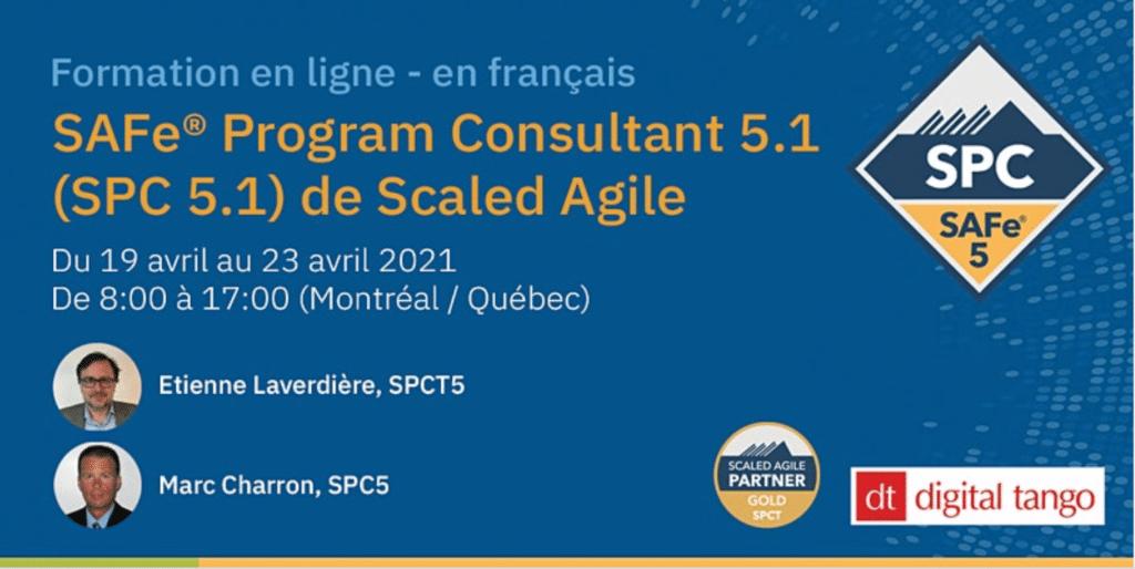 Formation SPC en français